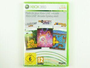 Xbox 360 Arcade Spielepaket