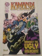Kamandi At Worlds End #2 July 1993 DC Comics Veitch Gomez Barreiro