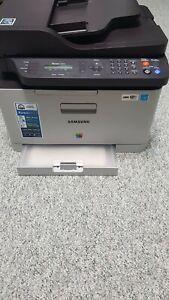 Samsung Laser-  Drucker Xpress C460FW,  Nachfolger des CLX-3305 FW