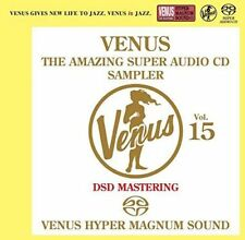 V.A.-VENUS THE AMAZING SUPER AUDIO CD SAMPLER VOL.15-JAPAN SACD J76