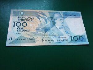 PORTUGAL - 100 ESCUDOS 1987 - BANKNOTES