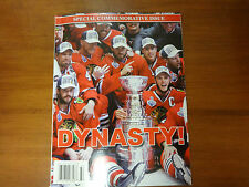 2015 Chicagho Blackhawks Dynasty Magazine. Stanley Cup commemorative issue New