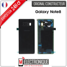 Vitre arrière Noir Original Samsung Galaxy Note 8 SM-N950F