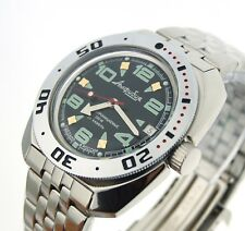 Vostok Amphibia diver watch 200m. sub. 710334