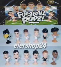 Alle 12 Rewe FUSSBALL POPZ komplett Fussball WM 2018 DFB-Stars neu! wie Stikeez