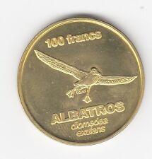 Terre Adelie 100 Fr. 2011 Albatros