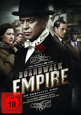 21 DVD-Box ° Boardwalk Empire ° Superbox komplett ° Staffel 1 - 5 ° NEU & OVP
