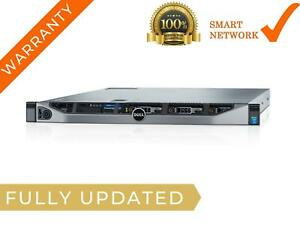 DELL PowerEdge R630 8 x 2.5 Bays 2x E5-2683 v3 32GB Memory 2x 2TB HDD