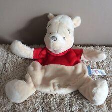 Winnie The Pooh Tu  Super Cute comforter blanket  blankie soother . boy girl