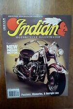Indian Motorcycle Illustrated Magazine Summer 1994 FREE SHIPPING!