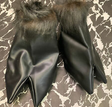 Cloven Hooves Mascot Costume Foot Covers Animal Feet Halloween Accessories New!