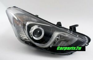 TO SUIT HYUNDAI I30 GD HEAD LIGHT 04/15 to 04/17 RIGHT