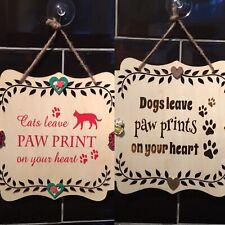 Dog/Cat 🐾Memorial Keepsake Plaque