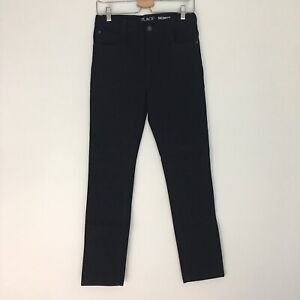 Childrens Place Boys Skinny Jeans Black Size 16