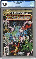 Crisis on Infinite Earths #1 CGC 9.8 1985 3757529001 1st app. Alexander Luthor