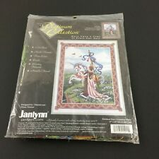 Once Upon A Time Cross Stitch Kit Diana Thomas Janlynn 15211 Sealed Unicorn