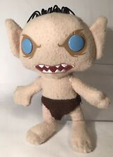 """Funko Hobbit Unexpected Journey Movie Gollum 7"""" Plush Plushies Lord Of The Rings"""