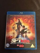 Spy Kids 3-D - Game Over (Blu-ray, 2011) jessica alba, jeremy piven, region b