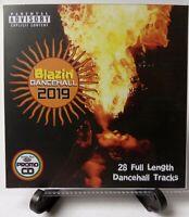 'Blazin Dancehall 2019' (Hot Dancehall, Top Bashment & Urban Riddims 2019)