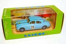 "Jaguar MK 1 I 1960 Rallye Rally ""Honeywell Bull"" #29, Eligor in 1:43 boxed!"