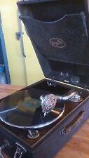 GRAMMOFONO Edison Bell   gramophone