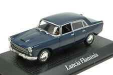 Lancia Flaminia Giovanni Gronchi 1960 Blue 1:43 Model EDITORIA
