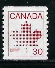 CANADA - SCOTT 950 - VFNH - MAPLE LEAF COIL - 1982