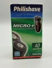 Philips Philishave MICRO + Shaver Battery Operative Lift &Cut System HQ40 Travel
