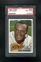 1965 TOPPS #594 JOE GAINES HOUSTON ASTROS PSA 8 NM/MT++CENTERED!