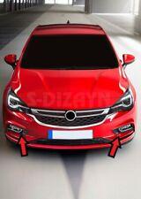 Nebelscheinwerfer Ringe Blenden 2-tlg V2A Edelstahl Opel Astra K chrom
