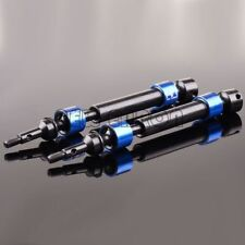 Hard Steel Swing Shaft Splined CVD 2P BLUE For TRAXXAS REVO 2.5 3.3 E-REVO 1/10