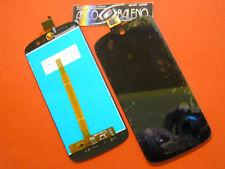 """DISPLAY LCD+ TOUCH SCREEN VETRO per ACER LIQUID Z530 5"""" NERO RICAMBIO NUOVO"""
