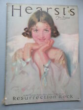 HEARST'S MAGAZINE August 1919  great cover ads VINTAGE