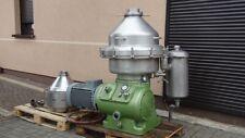 Alfa laval BRPX 214 separator centrifuge BEER, WINE, JUICES