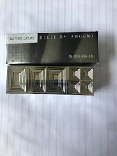 Belle En Argent Auteur Creme Lip Color Lipstick Smoking On Screen New in Box