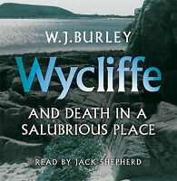 Wycliffe and Death in a Salubrious Place by W. J. Burley (CD-Audio, 2009)