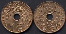 NETHERLANDS EAST INDIES 1 Cent 1945 P UNC