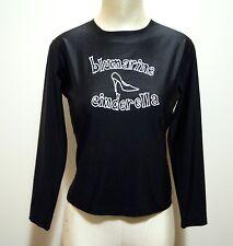 BLUMARINE Maglia Maglietta Donna Woman Jersey Sweater T-Shirt Sz.M - 44
