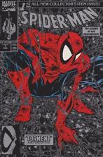 Spiderman #1 Silver - Todd McFarlane 1990 Marvel Comics
