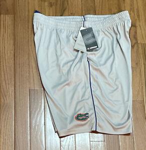 Florida Gators Men's Colosseum Training Lined Athletic Shorts NWT XL