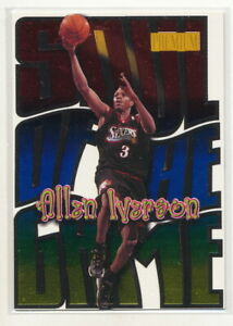 1998-99 Skybox Allen Iverson Soul of The Game