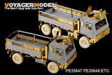 Voyager 1:35 Modern US M1083 FMTV Armor CaB Basic (For Trumpeter 01008) PE35648*