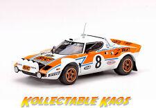 1:18 SunStar - 1978 Rally Acropolis - Lancia Stratos HF Rally - Siroco/Makrinos