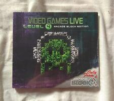 Juegos de video en vivo de nivel 4-Bloque de Arcade Edition-Nuevo Y En Caja