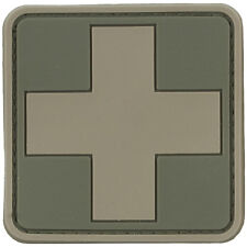 Viper Tactical Medic GUMMI Patch Hunting First Aid Velcro Sign Hospital Olive