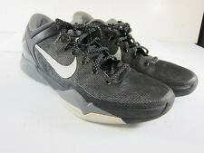 Nike Kobe VII 7 System Black/White/Wolf Grey 488371-001 Men Size14 Athletic Shoe