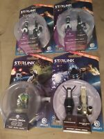 Lot Of 4 Starlink Battle For Atlas Action Figure/Accessories  New Sealed