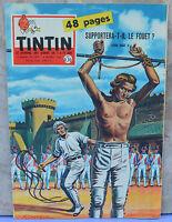 Journal Tintin n°589, 04 février 1960, Frédéric Schiller, dessin Chéneval