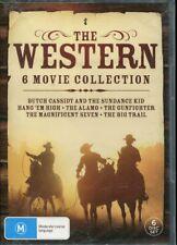 The Western (DVD, 2018, 6-Disc Set)