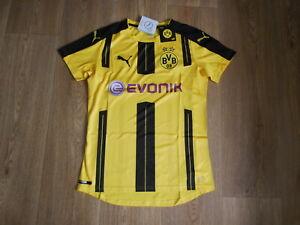 """Borussia Dortmund""""Original Puma""""BVB Damen Trikot Gr.S(36)""""Neu"""""""